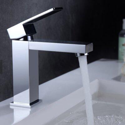 AllAboutModern Single Hole Faucet Bathroom