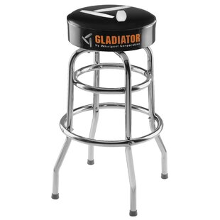 Ready-To-Assemble Shop Stool