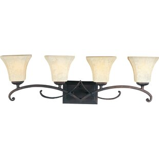 Darby Home Co Cottrell 4-Light Vanity Light