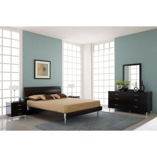 Latitude Run Liverpool Platform Configurable Bedroom Set