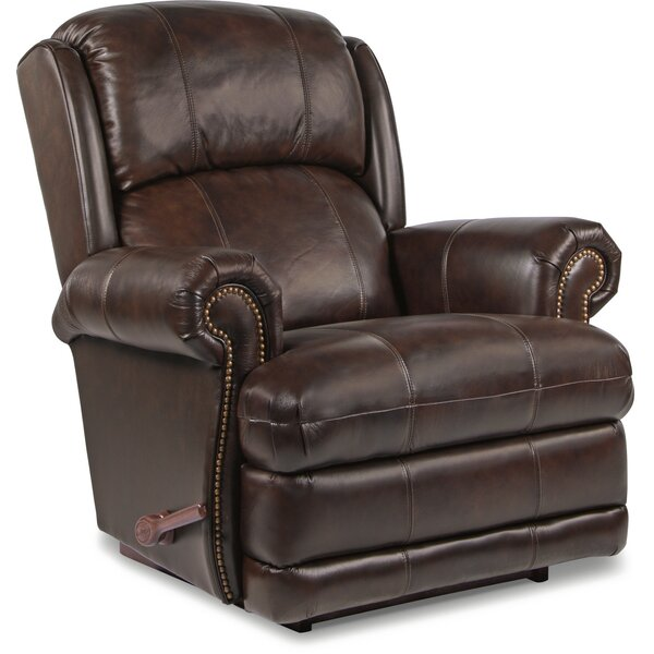 Delicieux Real Leather Recliner Chair | Wayfair