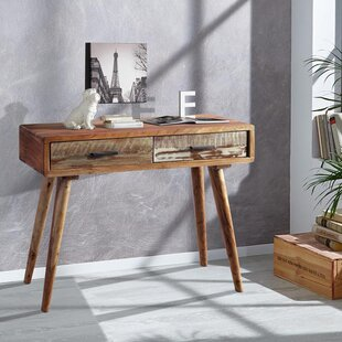 Ankney Wooden Console Table by Bloomsbury Market