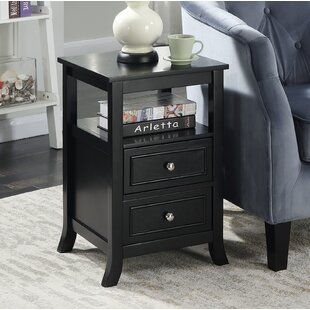 Arwen End Table by Winston Porter