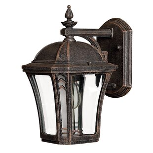 Compare prices Keltner Outdoor Wall Lantern By Alcott Hill