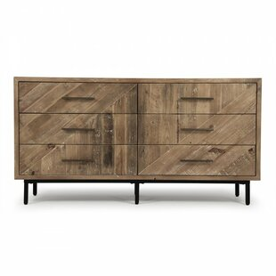 Foundry Select Albanese 6 Drawer Double Dresser