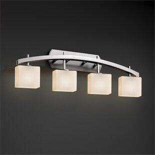 Luzerne 4-Light Bath Bar by Brayden Studio