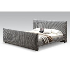 Bruno Upholstered Platform Bed by Bellini Modern Living
