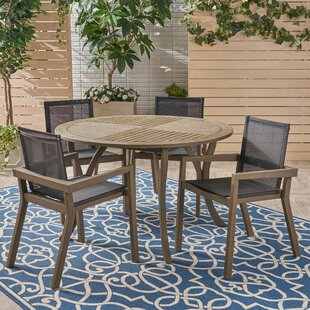 Cady 5 Piece Dining Set