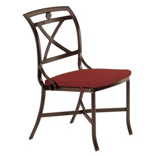 Palladian Patio Dining Chair with Cushion