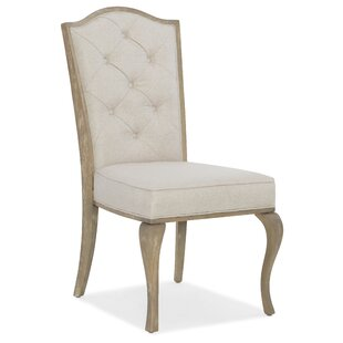 Modern Romance Upholstered Dining Side Chair
