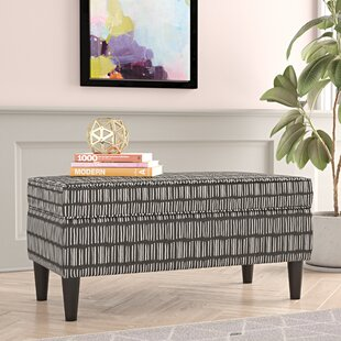 Fabian Upholstered Storage Bench