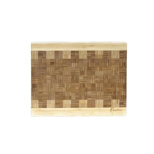 EarthChef Bamboo Cutting Board