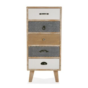 Kaulana 5 Drawer Chest By Bloomsbury Market
