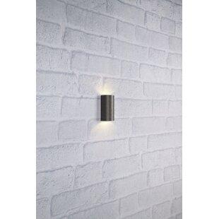Lyra 2-Light LED Outdoor Sconce By Markslojd