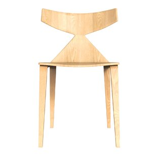 Kleopatra Solid Wood Dining Chair by Bray..