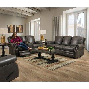 Aspasia Reclining Configurable Living Room Set