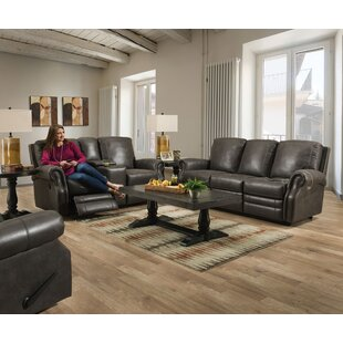 Purchase Aspasia Reclining Configurable Living Room Set by Red Barrel Studio Reviews (2019) & Buyer's Guide