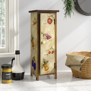 Gunnison 1 Door Accent Cabinet by Fleur De Lis Living
