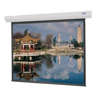 Designer Contour Electrol Electric Projection Screen