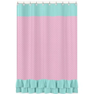 Skylar Cotton Single Shower Curtain