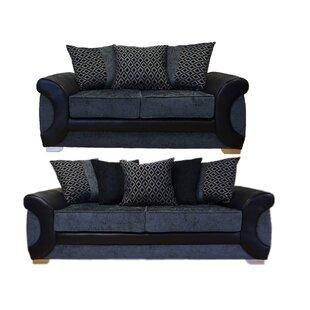Half Moon Sofa Set Wayfair Co Uk Rh Shaped Rattan