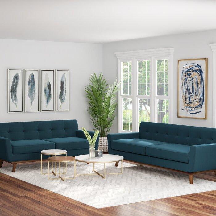 Remarkable Saginaw 2 Piece Living Room Set Short Links Chair Design For Home Short Linksinfo