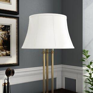 Classics Brass 19 Silk Bell Lamp Shade