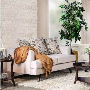 Great choice Wycombe Loveseat by Corrigan Studio Reviews (2019) & Buyer's Guide