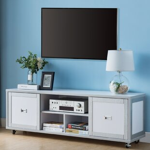 Inexpensive Hebden TV Stand for TVs up to 60 by Orren Ellis Reviews (2019) & Buyer's Guide