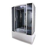 59 W x 82 H Framed Rectangle Sliding Steam Shower by Kokss