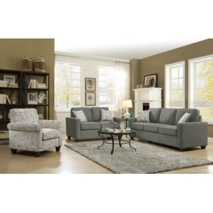 Bargain Moravian 2 Piece Living Room Set by Ebern Designs Reviews (2019) & Buyer's Guide