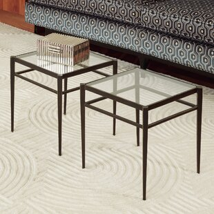 Lescot End Table By Global Views