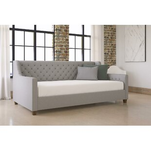 Elle Daybed with Mattress by Alcott Hill