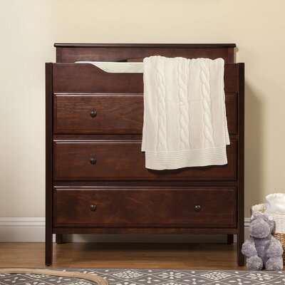 Jayden Changing Table Dresser With Pad
