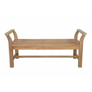 Sakura Backless Teak Picnic Bench