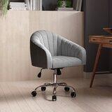 Modern Glam Office Chairs Allmodern