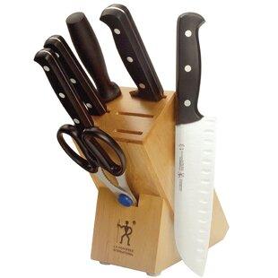 Fine Edge Pro 7 Piece Knife Block Set
