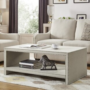 Top Reviews Jefferson Place Coffee Table by House of Hampton Reviews (2019) & Buyer's Guide