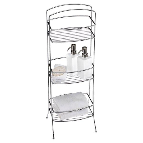 Free Standing Bathroom Shelving You\'ll Love | Wayfair.ca