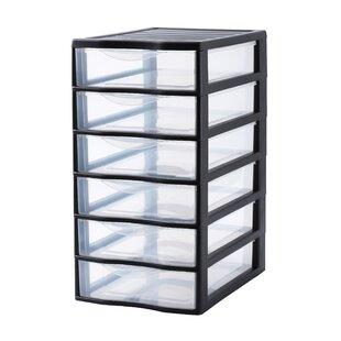 Buy Sale Orgamix 6 Drawer Vertical Filing Cabinet