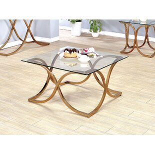Gabbro 3 Piece Coffee Table Set