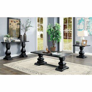 Amarion 3 Piece Coffee Table Set by Red Barrel Studio
