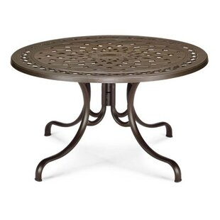 Check Prices Cast 48 inch  Round Deluxe Dining Table Great buy