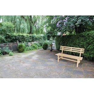 Holmes Aluminum Garden Bench