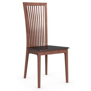 Philadelphia Genuine Leather Upholstered Dining Chair Calligaris
