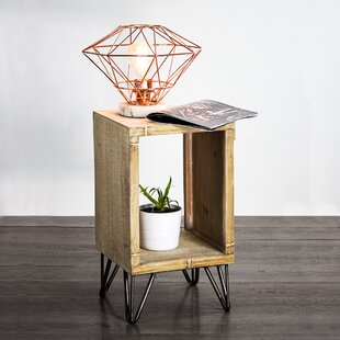 Callis End Table with Storage ..