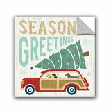 Christmas Travel Wall Decals You Ll Love In 2021 Wayfair