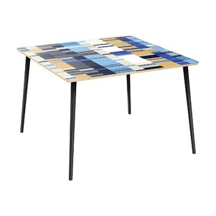 Metoyer Dining Table by Wrought Studio