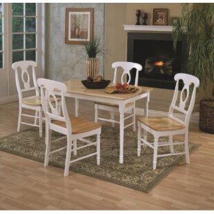 Altair 5 Piece Breakfast Nook Dining Set ..