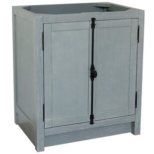 Plantation Single 30 inch  Bathroom Vanity Base Only